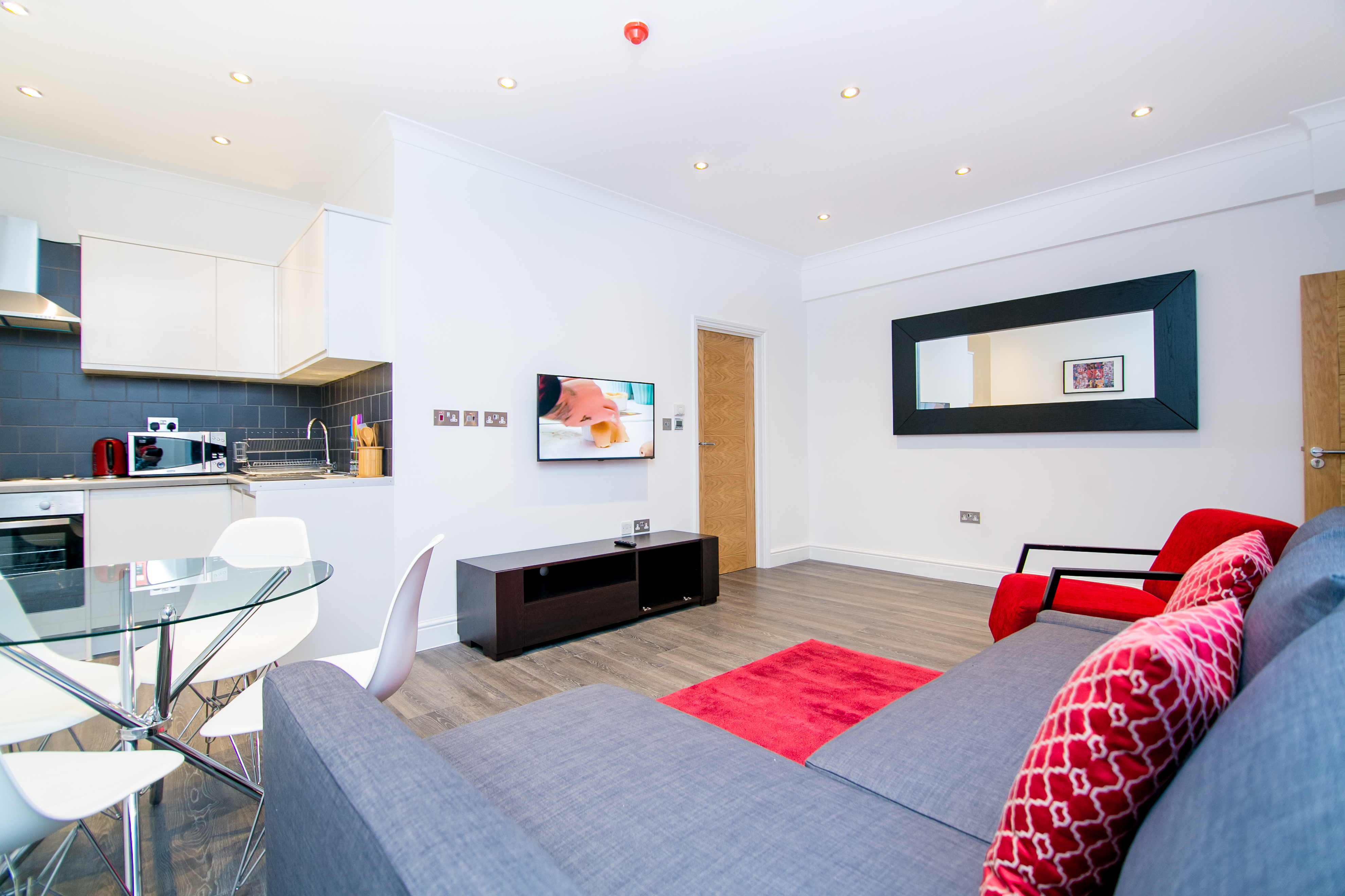 Serviced Apartments in Central London - Self catering ...
